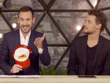 ¿Quieres conseguir la gorra de Sergio?