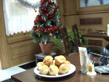 La 'Plaza de los Frutos' se viste de gala para celebrar la Navidad