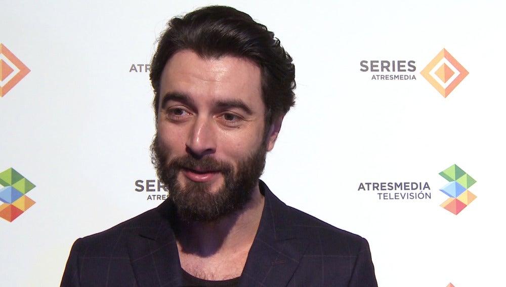 """Javier Rey: """"Tener la sensacion de que terminamos a la vez que el publico, es algo maravilloso"""""""