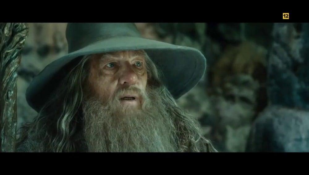 Frame 13.354142 de: Estreno en televisión de 'El Hobbit: la desolación de Smaug'