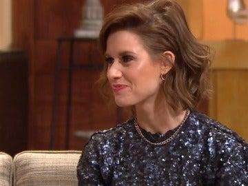 """Manuela Vellés: """"Jonás está esperando a que Luisa regrese para enamorarse"""""""