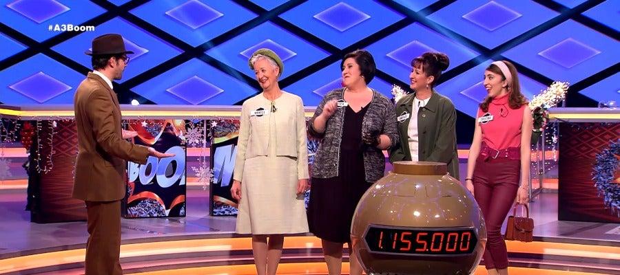 Antena 3 tv boom celebra el final de velvet - Velvet de antena 3 ...