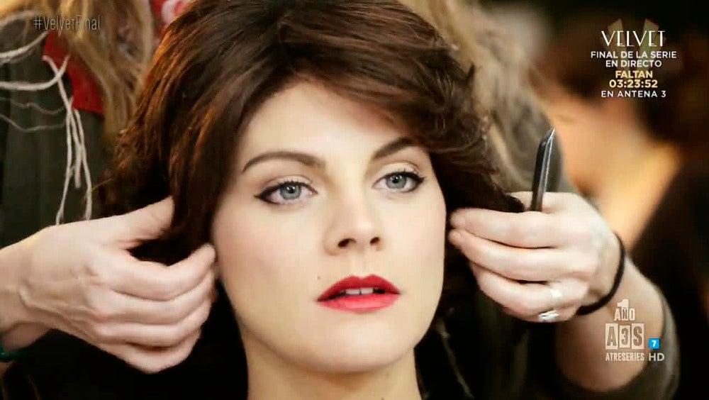 maquillaje velvet