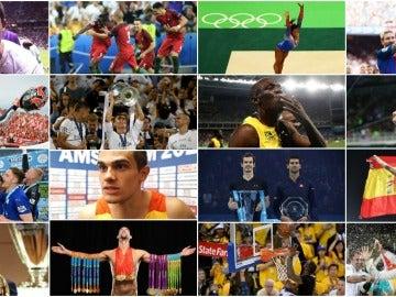 Lo mejor de 2016 en el mundo del deporte