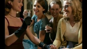 """Frame 31.716277 de: Paula Echevarría: """"Chicas Velvet, os adoro"""""""