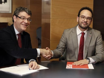 Nadal y Hernando cierran un acuerdo sobre el bono social