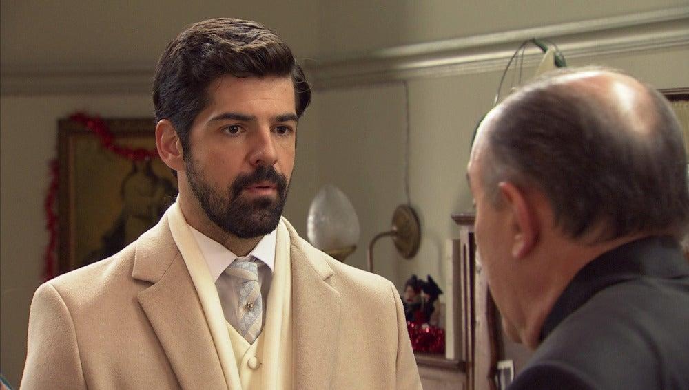 ¿Se negará Argimiro a Casar a Marta y Alonso?