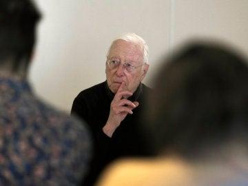 El director de orquesta estadounidense William Christie