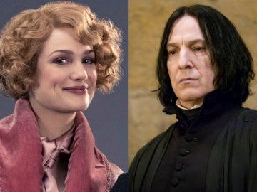 Queenie y Snape comparten el mismo poder