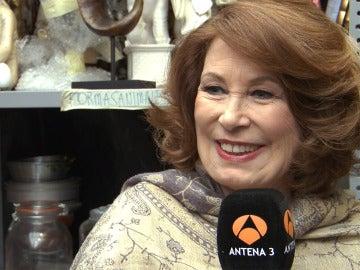 """Ana María: """"Pediría a los Reyes Magos que Alonso encontrase la mujer ideal"""""""