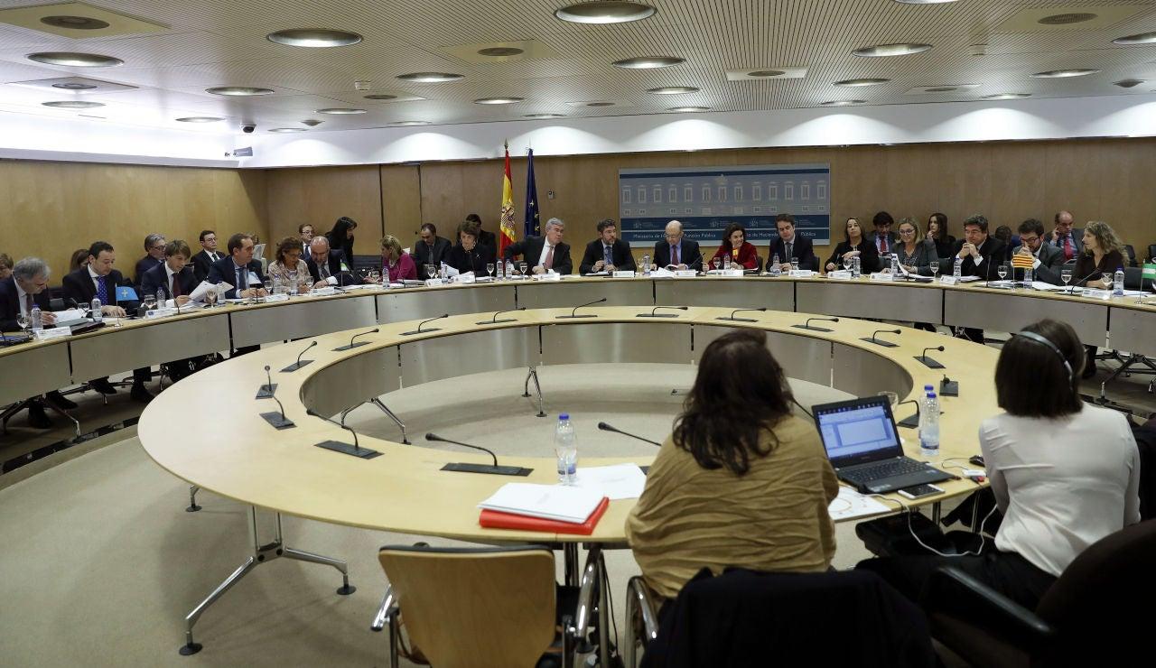 Última reunión del año del Consejo de Política Fiscal y Financiera