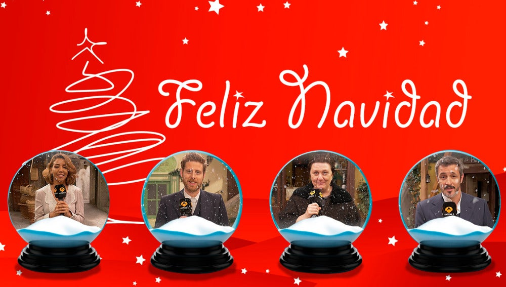 El emotivo mensaje de Navidad de los actores de 'El secreto de Puente Viejo'