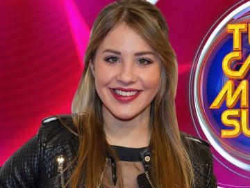 La actriz Lucía Gil realizará una imitación a Natalia Jiménez, ex vocalista de 'La quinta estación'