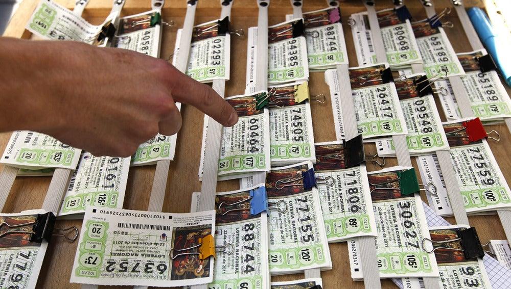 Aumentan las ventas de la Lotería de Navidad