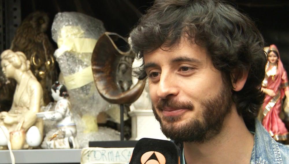 """Jaime Novoa: """"Le voy a pedir a Henar que me acompañe a la boda de Marta"""""""