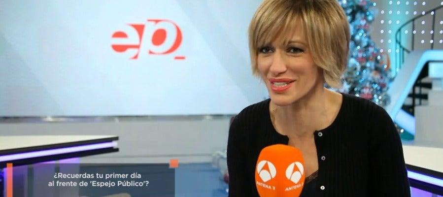 Objetivo tv antena 3 tv susanna griso celebra los 10 a os de 39 espejo p blico 39 - Espejo publico hoy ...
