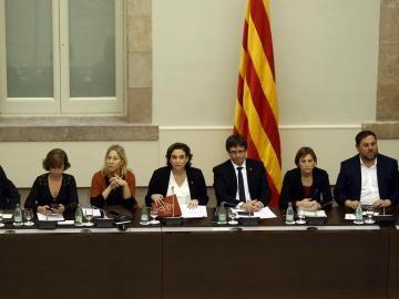 Reunión del Pacto Nacional por el Referéndum