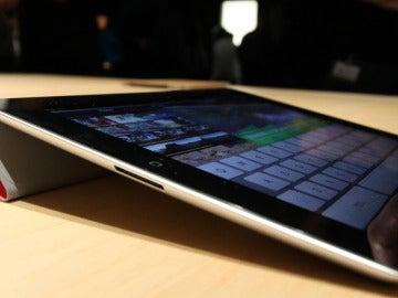 Una tablet