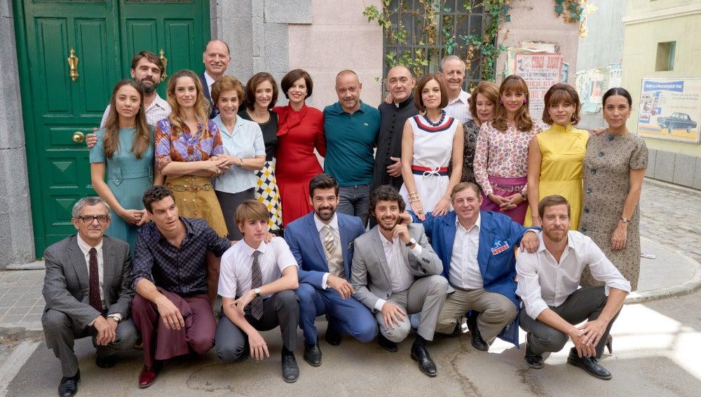 Antena 3 tv las primeras apariciones de los nuevos - Antena 3 tv series amar es para siempre ...