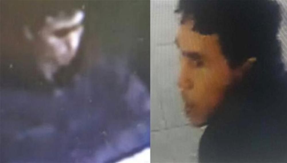 La Policía difunde una primera imagen del atacante