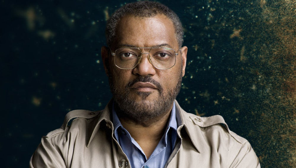 Laurence Fishburne es Alex Haley