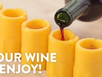 'Wine shots'