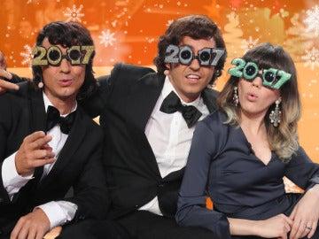 Los protagonistas de 'Tu cara me suena' nos confiesan sus propósitos para el Año Nuevo