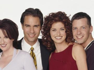 Elenco Will & Grace