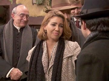 Puente Viejo le regala a Emilia una calurosa bienvenida