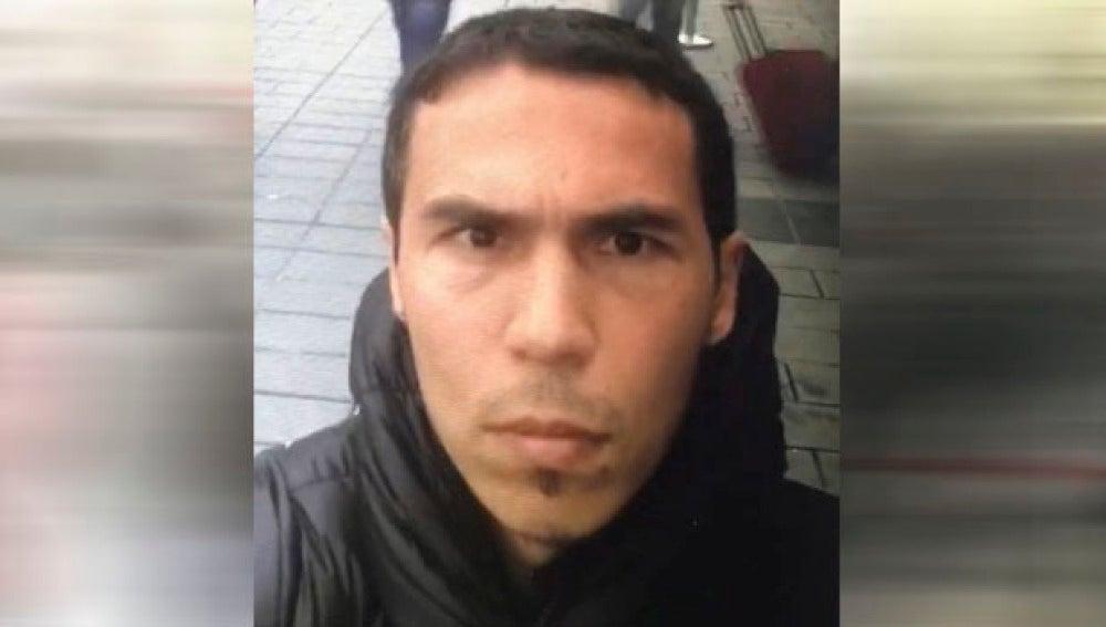 Autor del ataque de Estambul