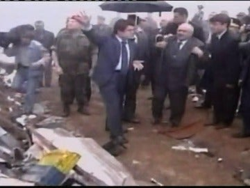 Frame 9.270296 de: El Consejo de Estado responsabiliza por primera vez al Ministerio de Defensa del accidente del Yak-42