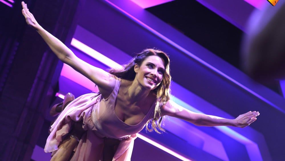 Pilar Rubio nos transporta al pasado bailando como 'Dirty Dancing'
