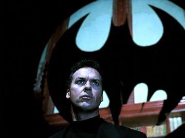 Michael Keaton en 'Batman Returns'