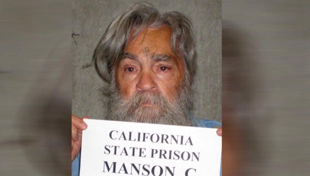 Charles Manson en una imagen de archivo