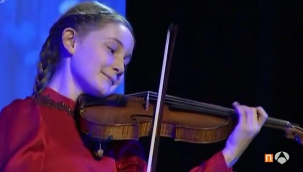 Alma, el nuevo talento precoz: estrena con 11 años su primera ópera larga, 'La Cenicienta'