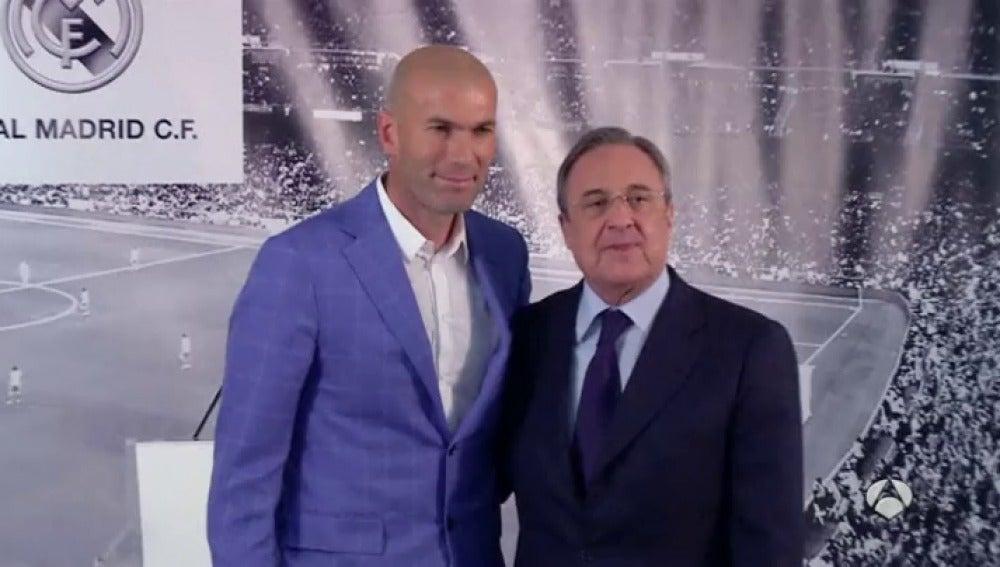 Frame 0.0 de: Zidane