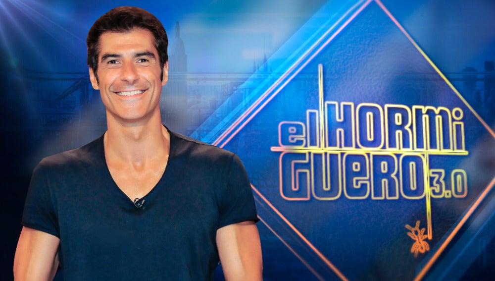 Jorge Fernández repasa en 'El Hormiguero 3.0' una década frente a 'La ruleta de la suerte'