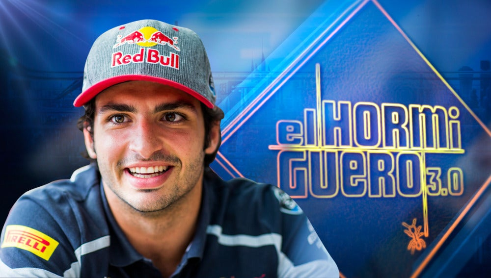 Carlos Sainz nos cuenta los detalles de su próxima temporada en los circuitos en 'El Hormiguero 3.0'