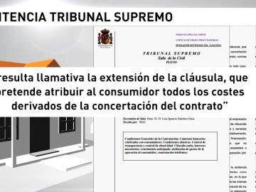 Frame 29.662614 de: Un juez condena a un banco a devolver los gastos notariales de una hipoteca abusiva