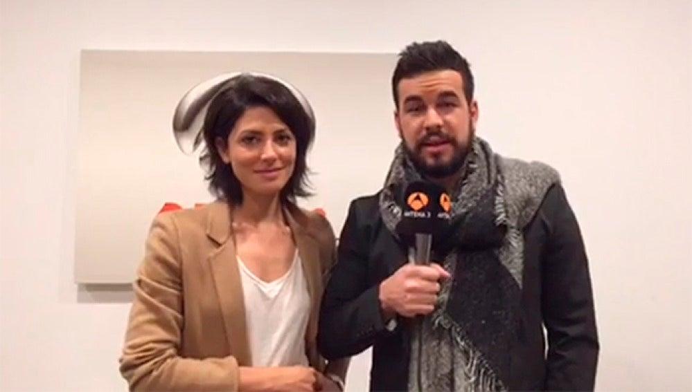 Bárbara Lennie y Mario Casas.