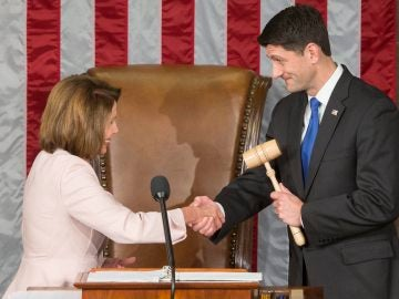 Paul Ryan, reelegido para presidir la Cámara de Representantes de EEUU