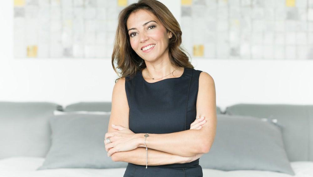 Silvia Sanz, psicóloga clínica y sexóloga
