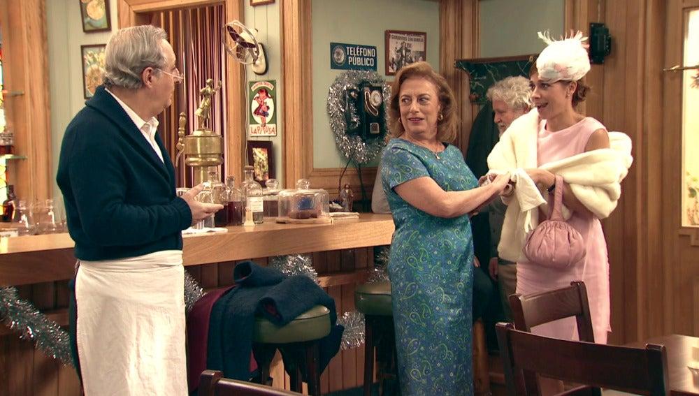 Fuen, la tía de Henar, llega a 'Amar es para siempre'