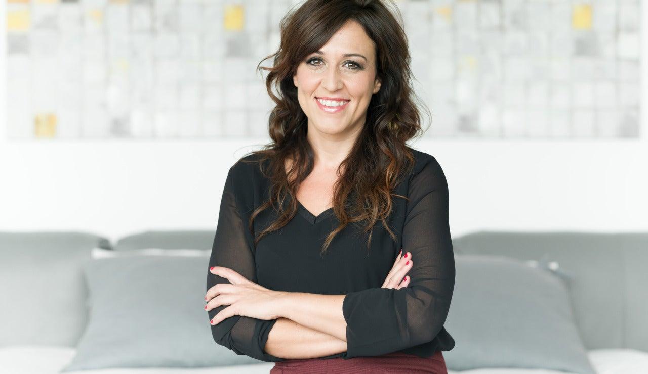 Marian Frías, psicóloga, sexóloga y coach