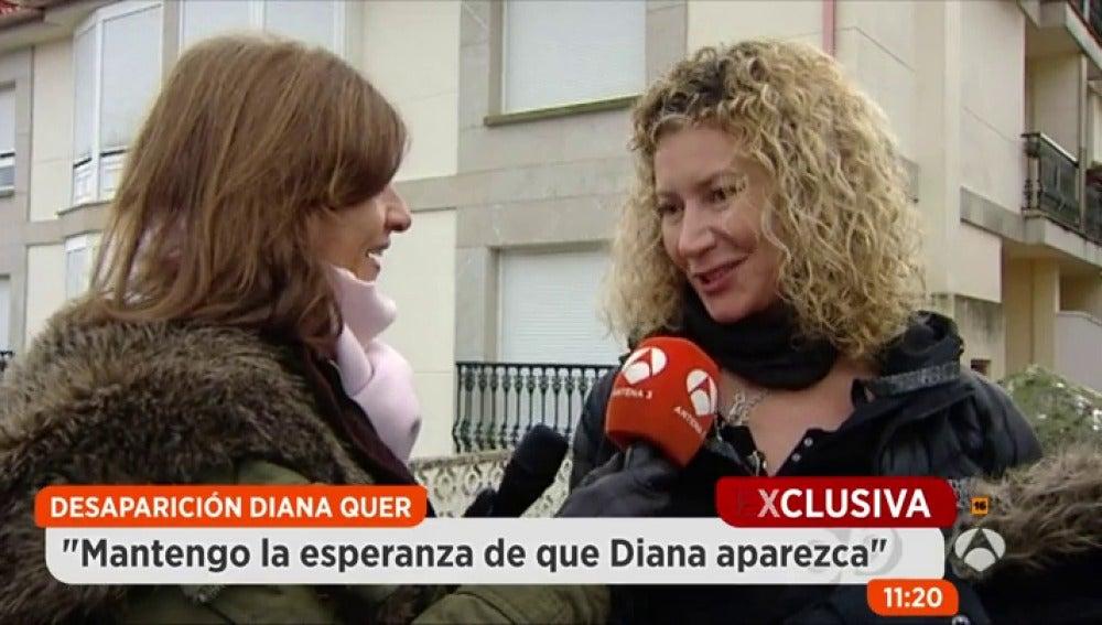 Antena 3 tv entrevista con la madre de diana quer for Espejo publico diana quer