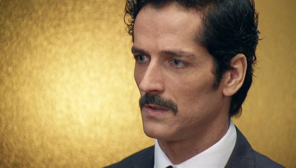 """Martín a Nuria: """"Creo que me estoy enamorando de ti como un tonto"""""""