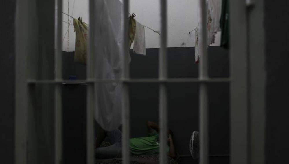 Imagen de archivo de una celda de una cárcel