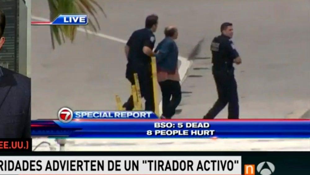 Identificado el autor del tiroteo en Florida