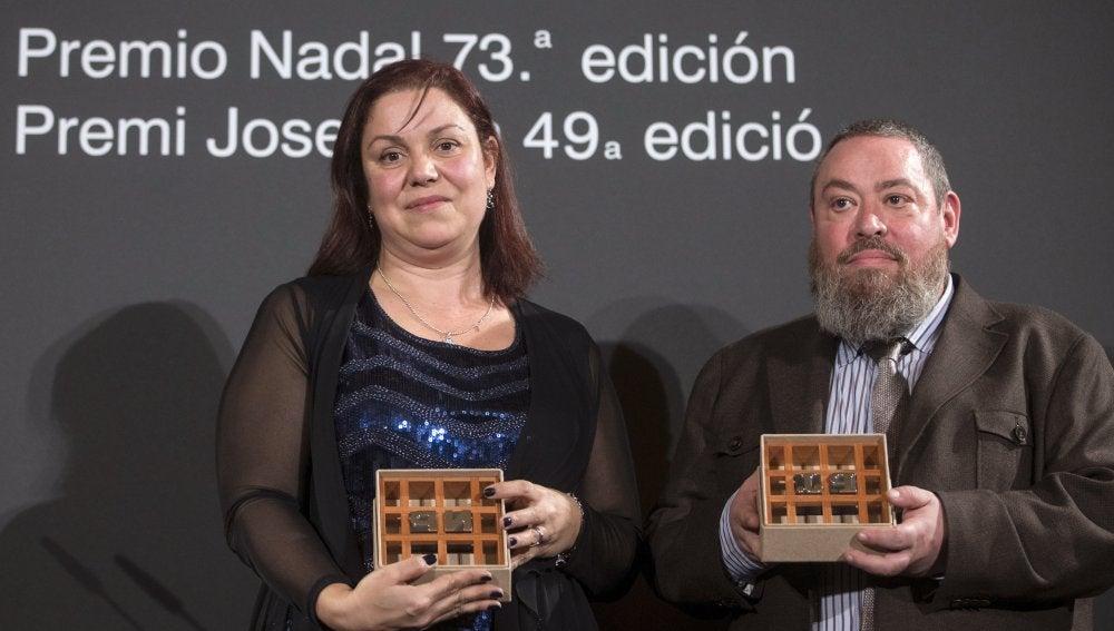 Care Santos gana el Premio Nadal