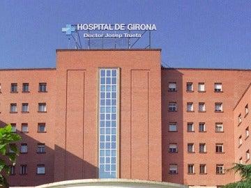 Fachada del Hospital Josep Trueta de Girona